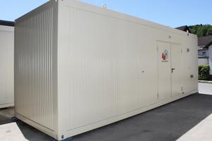"""<div class=""""bildtitel"""">Die Containerbauweise ermöglicht die weitestgehende Vormontage beim Anlagenhersteller.</div>"""