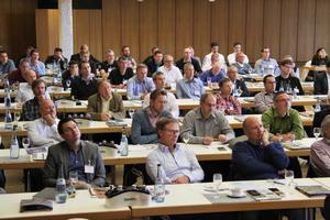 """Kommen Sie zum KKA-Fachforum """"Alternative Energiekonzepte"""" und profitieren Sie – wie hier die Teilnehmer des KKA-Fachforums Kältetechnik im vergangenen Jahr – von den hochkarätigen Vorträgen der Referenten."""