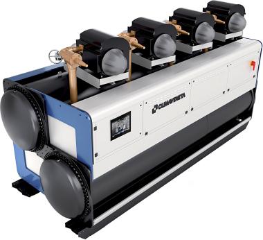 Kaltwassererzeuger TX-W-Serie
