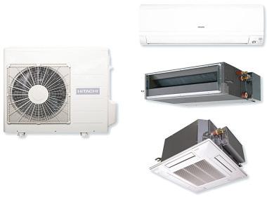 R32-Monozone-Klimaanlage