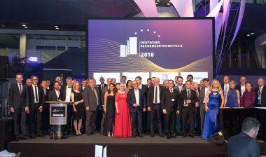 Die Gewinner des Deutschen Rechenzentrumspreises 2018