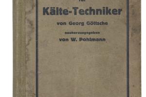 """<div class=""""bildtitel""""><irspacing style=""""letter-spacing: -0.03em;"""">Die erste Auflage nach dem Tod von Georg Göttsche von Walther Pohlmann aus dem Jahr 1922</irspacing></div>"""