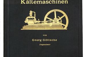 """<div class=""""bildtitel"""">Damit fing alles an: das erste Buch von Georg Göttsche</div>"""