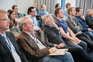 """<div class=""""bildtitel"""">Für das interessierte Publikum werden verschiedene Fachvorträge angeboten. </div>"""