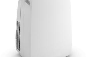 """<div class=""""bildtitel"""">... und der """"AirBlue GAM 13 ECO"""" in weiß/schwarz – beide mit dem natürlichen und umweltfreundlchen Kältemittel R290.</div>"""
