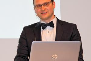 """<div class=""""bildtitel"""">Dr. Robin Langebach ist neuer Professor für Verdichtertechnologie an der Hochschule Karlsruhe.</div>"""