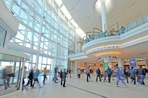 """<div class=""""bildtitel"""">Das Nave de Vero-Einkaufszentrum wurde mit dem BREEAM-Zertifikat """"sehr gut"""" ausgezeichnet.</div>"""