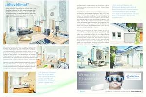 """<div class=""""bildtitel"""">Mit Berichten und Anzeigen in regionalen Zeitungen und Magazinen macht Athoka auf sich aufmerksam. </div>"""