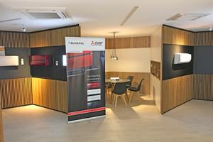 """<div class=""""bildtitel"""">Der Schiessl-Showroom in Oberhaching wurde im Oktober 2017 eröffnet. </div>"""
