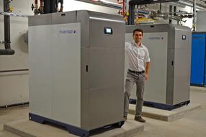 """<div class=""""bildtitel"""">Bild 1: InvenSor-Adsorptionskältesysteme für Kälteleistungen bis 300 kW</div>"""