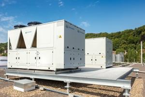 """<div class=""""bildtitel"""">R290-Kaltwassersätze und -Wärmepumpen sind nicht von der F-Gas-Verordnung betroffen. </div>"""