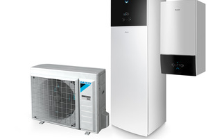 Die Daikin Altherma 3 ist die erste Luft-Wasser-Wärmepumpe am Markt mit dem Kältemittel R-32 und wurde mit dem iF Design Award 2018 und dem Reddot Award 2018 für ihr innovatives Design ausgezeichnet.