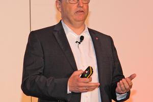 """<div class=""""bildtitel"""">Andreas Gelbke, Verkaufsleiter LG Air Solution Deutschland: """"Wichtig sind die 100 % Heizleistung unserer Wärmepumpe bei -7 °C. Bei dieser Temperatur sollte man Produkte verschiedener Hersteller miteinander vergleichen.""""</div>"""