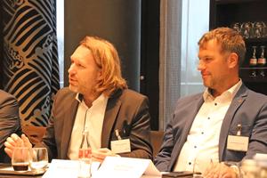 """<div class=""""bildtitel"""">Markus Trautwein und Jan-Philipp Brammer (Stulz/S-Klima)</div>"""