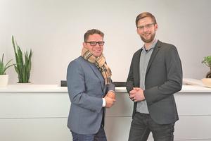 """<div class=""""bildtitel"""">Kersten Thor und Marcus Schneider im KKA-Interview</div>"""