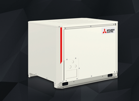 Herzstück: Die Hydro Unit verbindet das Außengerät mit dem Wassersystem für die Innengeräte<br />