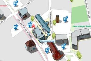 """<div class=""""bildtitel"""">Das Gesundheitszentrum umfasst einen Komplex von insgesamt acht Gebäuden, die regelmäßig modernisiert und dem aktuellen Stand der Technik angepasst werden.</div>"""
