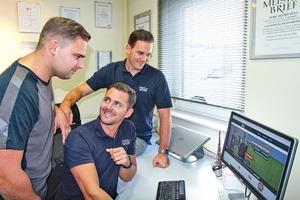 """<div class=""""bildtitel"""">Bereits 750 Betriebe nutzen die Handwerker-Plattform """"Check and Work"""", die von der Holl Elektro-Technik GmbH initiiert wurde. </div>"""