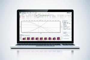 """<div class=""""bildtitel"""">Bild 5: Der """"FanScout"""" hilft beim Finden der optimalen Ventilatoren-Kombination. Auf Basis der eingegebenen Betriebspunkte und -zeiten, vorhandenem Einbauraum, oder der maximalen Anzahl von Ventilatoren analysiert das Tool alle möglichen Varianten und berechnet die Betriebskosten.</div>"""