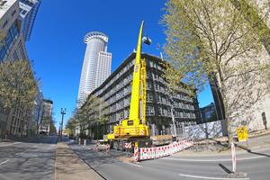 """<div class=""""bildtitel"""">Bürohaus Fifty Avon im Frankfurter Westend direkt neben dem bekannten Westend Tower</div>"""
