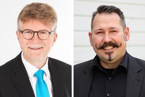 """<div class=""""bildtitel"""">Wilfried Laffin (li.) und Tobias Durst (re.)</div>"""