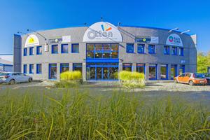 """<div class=""""bildtitel"""">Die Firma Otten wurde 1963 in Meppen als Elektrogeschäft gegründet.</div>"""