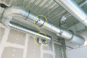"""<div class=""""bildtitel"""">Bild 2: Luftenergiezähler mit Messstrecke (Vordergrund) und Zähler</div>"""
