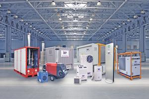 """<div class=""""bildtitel"""">""""Unsere Flotte von Mietgeräten im Bereich der Kälte- und Klimaanlagen ist die größte in Europa mit einer Leistung von insgesamt 500 MW."""" </div>"""