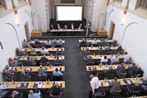 """<div class=""""bildtitel"""">Die Mitgliederversammlung des VDKF findet wie 2020 im Collegium Leoninum in Bonn statt. </div>"""