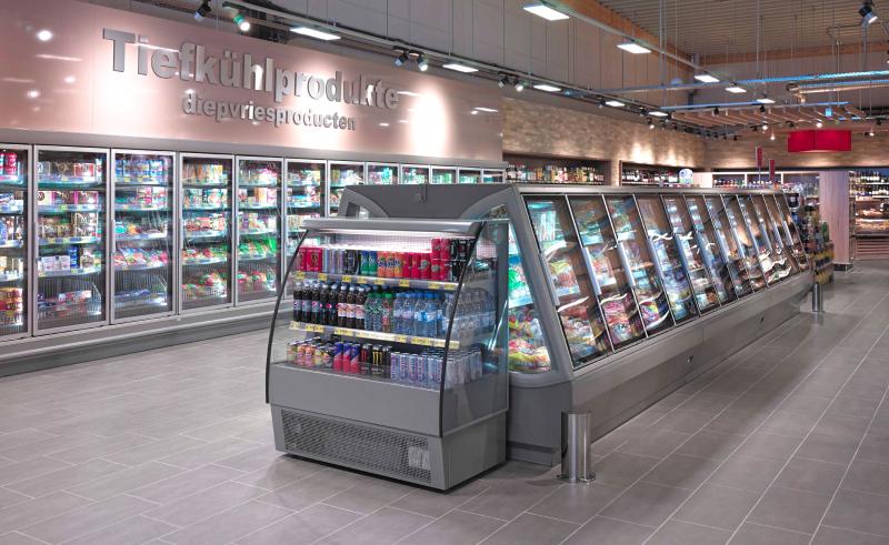 Tiefkühlschränke im Edeka-Markt - Kälte Klima Aktuell | {Tiefkühlschränke 20}