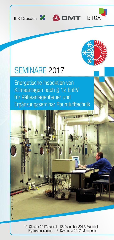 Enev seminar