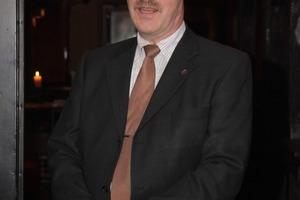 Obermeister Heribert Baumeister<br />