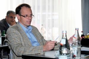 """ÜWG-Mitglied Steffen Klein: """"Wir brauchen die ÜWG!""""<br />"""