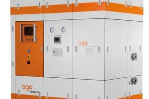 Ammoniak/Wasser-Absorptionskälteanlagen schaffen bei geringem Primärenergie-Einsatz Ausgangstemperaturen von bis zu -10 °C<br />