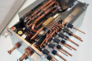 Im BC-Controller findet eine Phasentrennung des eingesetzten Kältemittels statt<br />