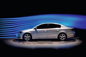 """<div class=""""bildtext"""">Ein Volkswagen im Windkanal</div>"""