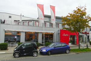 """<div class=""""bildtitel"""">Beim Backwaren-Hersteller """"Der Beck GmbH"""" wurde die Kältezentrale neu gebaut.</div>"""