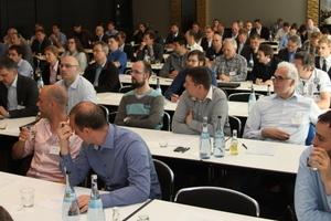 Teilnehmer des Fachforums in Stuttgart<br />