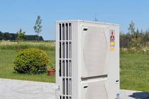 """<div class=""""bildtitel"""">Bei der Effizienzbeurteilung von Wärmepumpen wurden bislang Inverter-geregelte Kompressoren, die ihre Leistung modulierend abgeben können, vernachlässigt.</div>"""