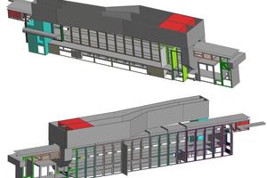 """<div class=""""bildtitel"""">Gute Planung ist die halbe Arbeit: Die Modernisierung der komplexen Kühlstrecken in der Schokoladenproduktion erfolgt mit CAD-Unterstützung.</div>"""