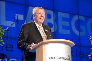 Aufsichtsratvorsitzender Uwe Ziehl