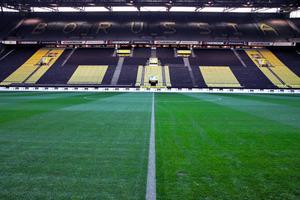 Veranstaltungsort für die Freisprechungsfeier war der Dortmunder Signal Iduna Park.<br />