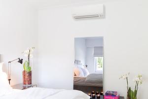 """<div class=""""bildunterschrift_ueberschrift"""">Das neue Daikin-Wandgerät """"Professional"""" ist besonders leise und daher ideal für das Schlafzimmer.</div>"""