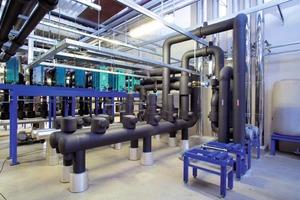 Durch optimierte Dämmschichtdicken kann die Energieeffizienz kältetechnischer Anlagen beträchtlich gesteigert werden<br />