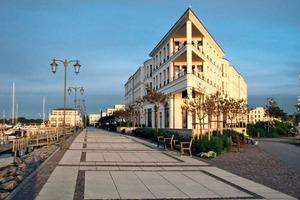 Zum Jubiläum lud Kaut die Gäste in die Yachthafenresidenz Hohe Düne in Rostock-Warnemünde ein: ein gelungener Rahmen für das Kaut Meeting 2011<br />