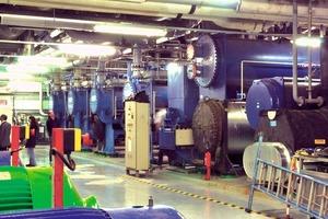 """Kältemaschinen mit einer Leistung von 42 MW in """"Les Halles""""<br />"""