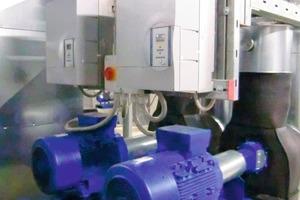 """Die Pumpendrehzahlregelung """"PumpDrive"""" ist für den parallelen Betrieb von bis zu sechs Pumpen konzipiert und für eine Motorleistung bis 45kW einsetzbar<br />"""