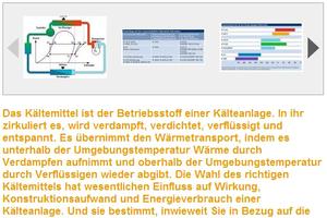 """<div class=""""bildtitel"""">Auf Platz 1 der meistgeklickten Beiträge der KKA-Homepage in 2013 befindet sich ein Beitrag der Westfalen AG über Kältemittel. </div>"""