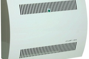 """<br />Schwimmbadentfeuchter – Egal, ob als Truhe im Raum, als Hinterwandgerät oder als Kanalgerät installiert, die Schwimmbadentfeuchter der Serie """"CDP"""" des dänischen Herstellers Dantherm bieten eine nahezu wartungsfreie Steuerung der Luftfeuchtigkeit<br />"""