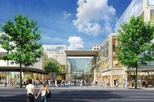Das neue Shopping-Highlight der Bundeshauptstadt in der Steglitzer Schlossstraße<br />
